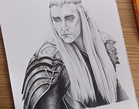 Lee Pace: Ned, Thranduil