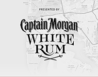Captain Morgan Video Graphics