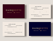 Hairquette Mobile Salon & Barber Co.
