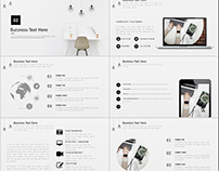 24+ Simple business PowerPoint Template