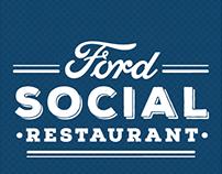 Ford Social Restaurant