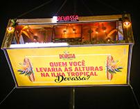 Devassa - Ilha Tropical nas Alturas /// Live Marketing