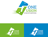 Fone Fusion Logo Design