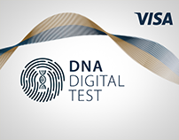VISA / DNA DIGITAL TEST