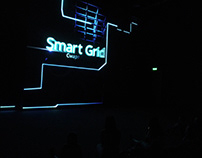Astana Expo 2017 Theme Pavilion - Smart Grid