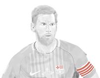 Leo Messi Fanart