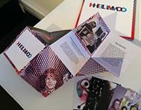 Helmo Exhibition Identity