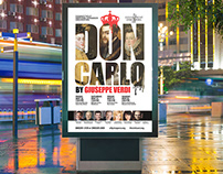 """""""Don Carlo"""" for for Connecticut Lyric Opera"""