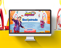 Disney Latino Junior Express - Juego Encontrado