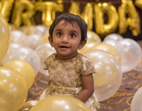 Sia's 1st Birthday
