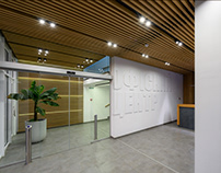 """Office """"Vodogray"""" by AddLine group"""