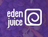 Eden Juice Franchise Identity