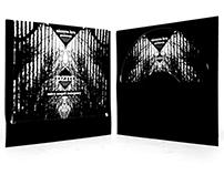 """OZM """"Mroczne ku temu, co widoczne"""" Album Cover 2013"""