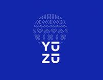 YUZU Branding & Packaging design