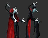 3D / Vampire / Denis Zilber concept / wip 3