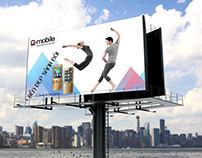 Q-mobile Campaign