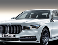 2019 BMW 7 Series Individual