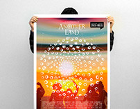This posters for Another land summer fest