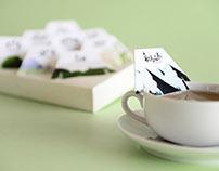 Mountea - Creative Chinese Tea Packaging