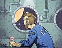 Hopeful Astronaut