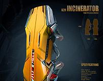 Incinerator Concept Art