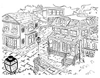 Concept Environments (Lineart)