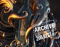 Cursed Treasure - CGI poster and animation