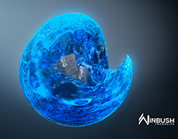 Water Sphere + Tutorial Series