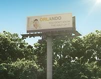 Palmetto Expressway billboard