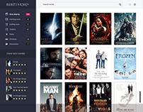 Infinity - Movie Application