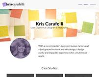 kriscarafelli.com