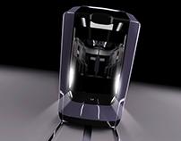 Autonomous Modular Tram - engineering & design concept