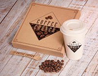Coffee Shop - Product Design