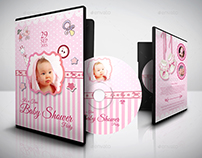 Baby Shower Party DVD Bundle Vol.1