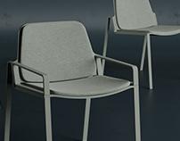 Сhair concept. Winner Roche Bobois Design Awards