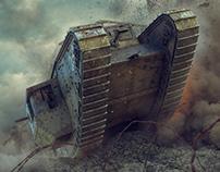 MK I tank