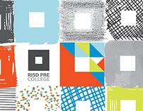 RISD Pre-College rebrand & student catalog