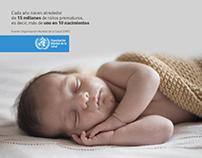 Campaña Niños Prematuros - Enfabebé