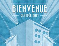 Art Deco Poster • 2014