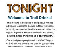 Roanoke Outside Trail Drinks