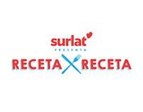 CASO SURLAT - Receta por Receta