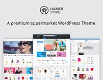 Hanoistore - Supermarket Responsive WooEcommerce WordPr