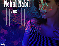 my design for (Festival) nehal Nabil