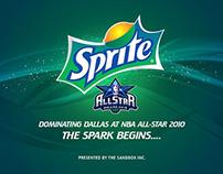 Sprite NBA All-Star Proposal - Sandbox Inc.