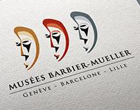 Identité visuelle des Musées Barbier-Mueller