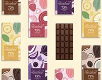 CHOCOHEAL | Chocolate Packgaing