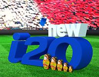 HYUNDAI i20 launch