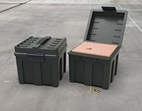 Plastic Ammo Can Design