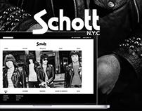 Schott N.Y.C Redesign