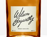 Wilson Bogarthy Whisky